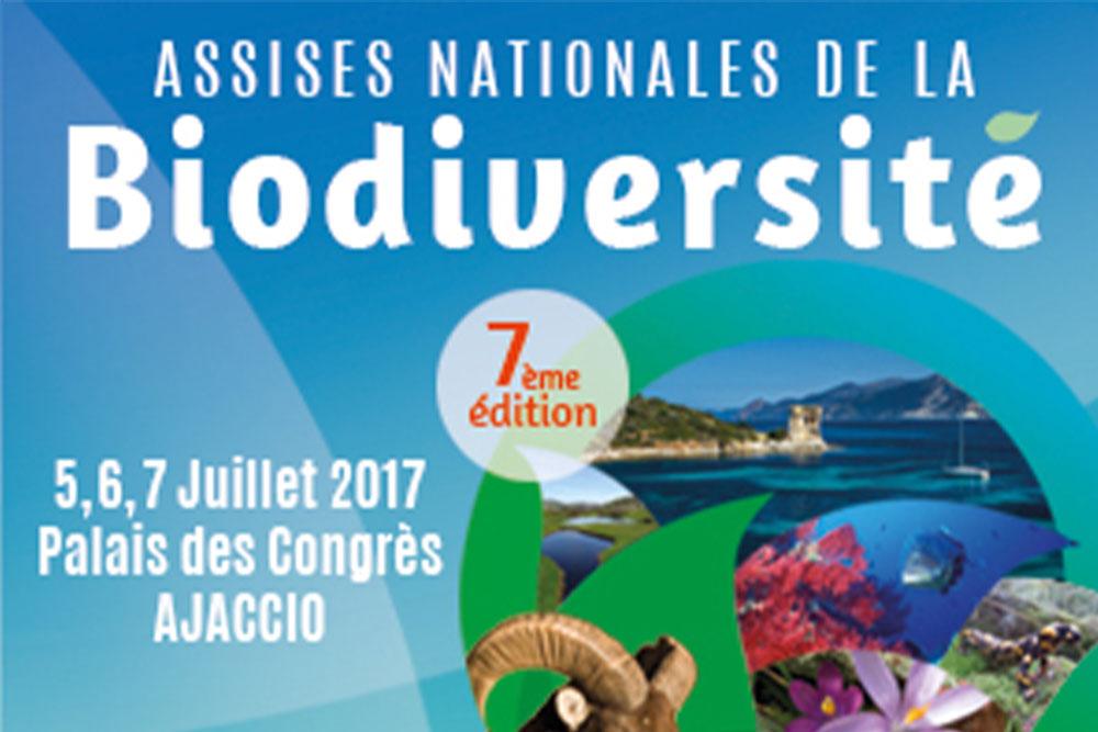 Sylv'ACCTES présenté lors des Assises Nationales de la Biodiversité